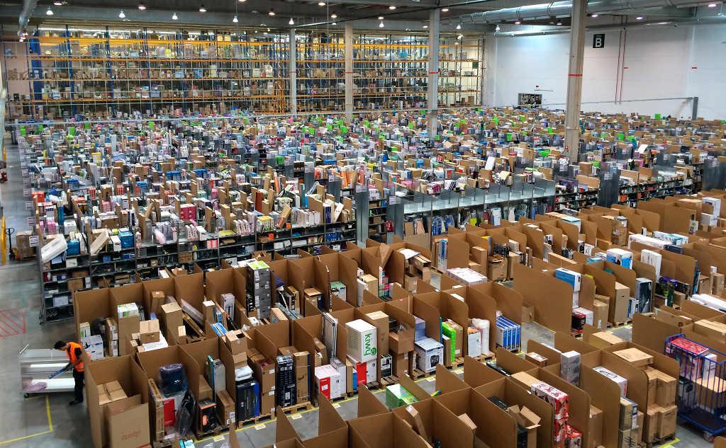 Amazon. Abrumadora mayoría de los trabajador@s votó SI a la Huelga