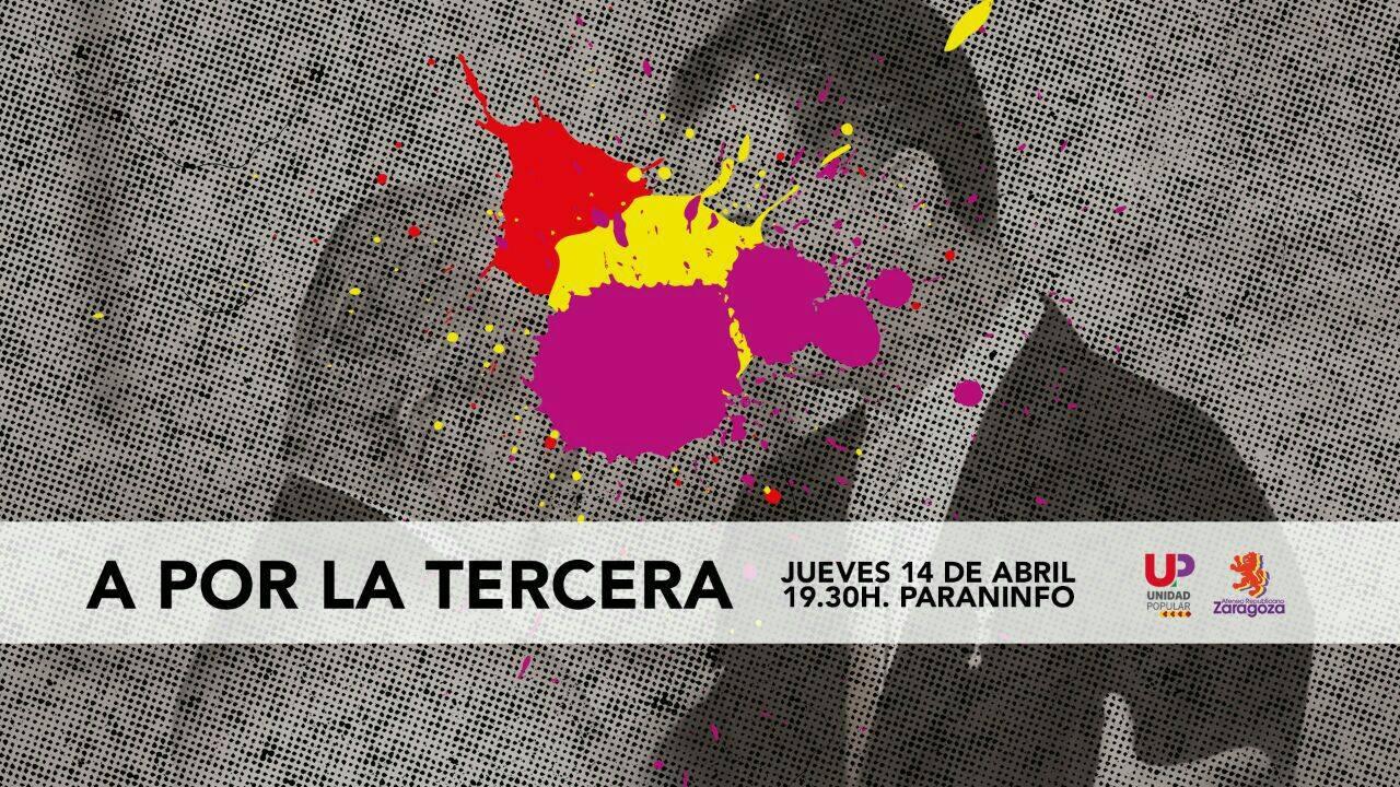 ¡¡ A POR LA TERCERA REPUBLICA !!