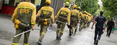 La lucha obrera sigue…Huelga indefinida de las BRIF