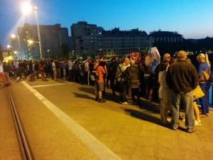 Zaragoza muestra su solidaridad con la Ucrania antifascista