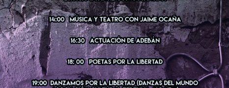 ESTE SÁBADO EN EL CSC LUIS BUÑUEL, JORNADA DE APOYO A LOS 10