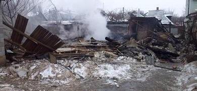 Otro empuje fascista: Ucrania ataca ciudad de Donetsk con todo tipo de armamento