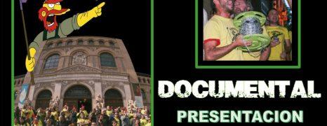 """Documental. """"Jardiner@s en lucha, crónicas de resistencia"""""""
