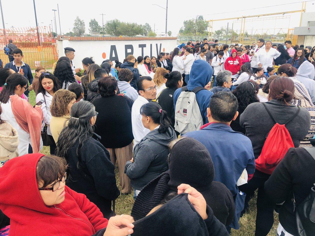 Histórica huelga de 45.000 obreros en la frontera norte de México sacude a la industria automotriz
