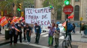 FCC, ahora en Huesca, no lo quieren en ningún sitio….