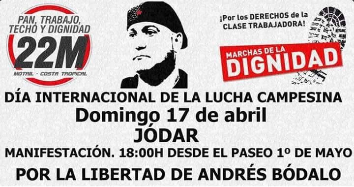 17 de abril, día internacional de la lucha campesina
