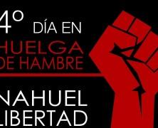 Nahuel, otro preso político del régimen Español
