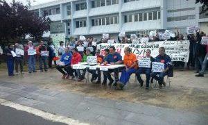 Eslabon 202. Vitoria Gasteiz en lucha. Con el apoyo de todos los comités de BSH.