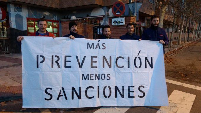 L´ALPARZERO, Elecciones 2018. Boletín informativo de CAF Zaragoza. «En el GTI decide el GTI, yo voto en consecuencia»