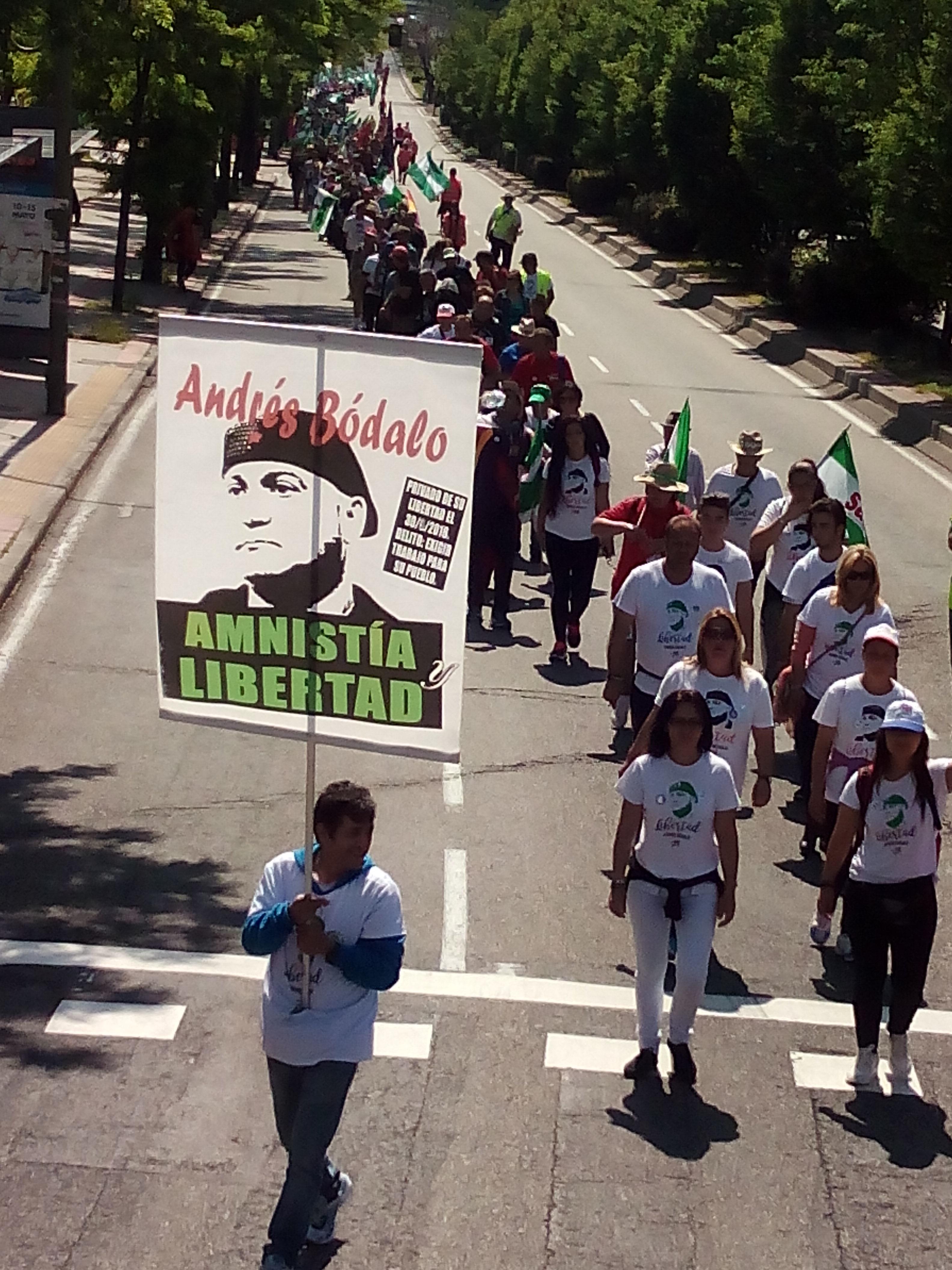 [Actualizado]Continúa la huelga de hambre del SAT por la libertad de Andrés Bodálo