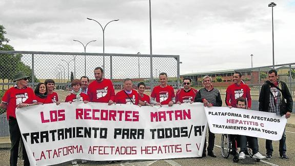 Sólo 24 reclusos con hepatitis C reciben tratamientos de última generación