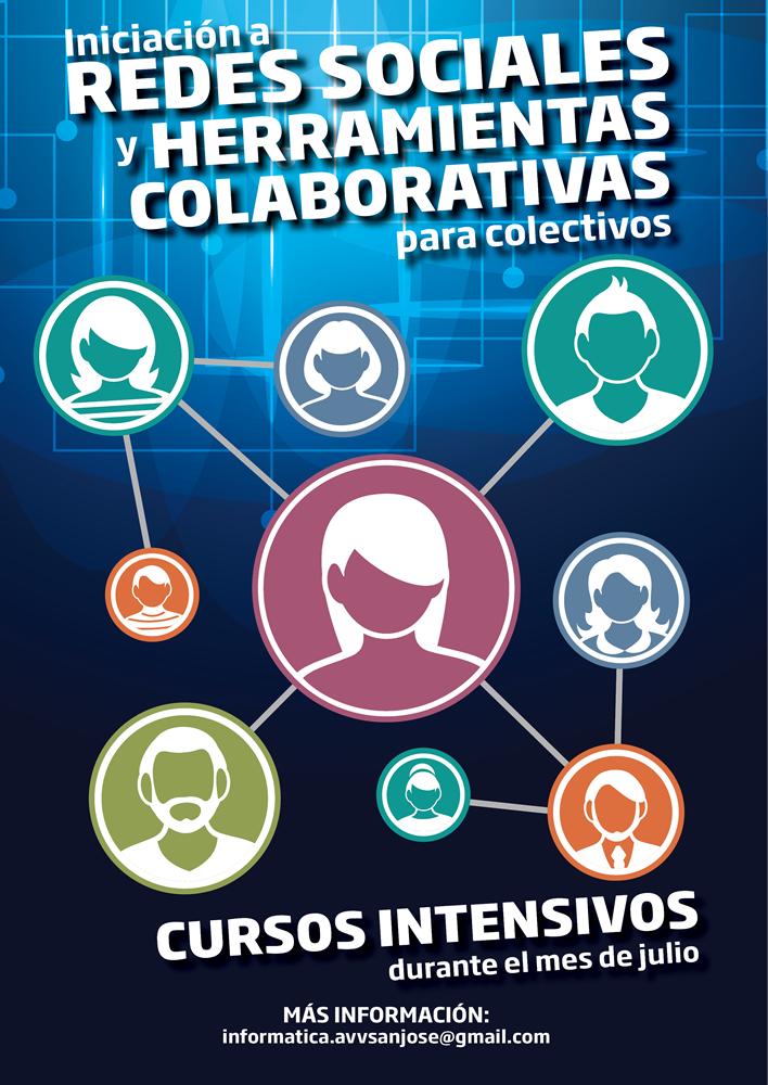 Cursos de Iniciación a Redes Sociales y Herramientas Colaborativas