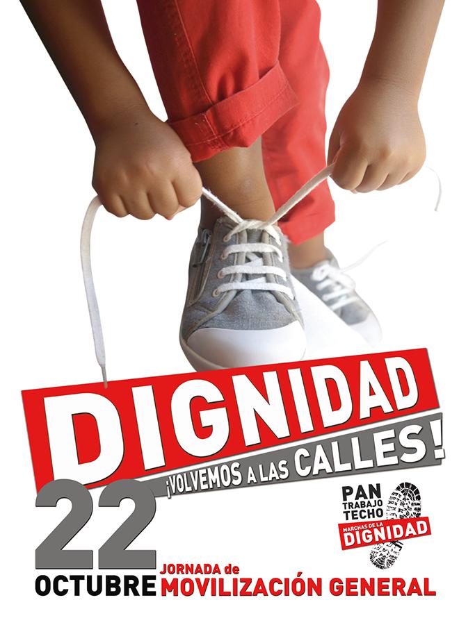 El 22 de Octubre Volvemos a las calles: Pan, Trabajo, Techo, Dignidad, No al pago de la deuda