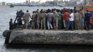 (Genocidio migratorio del capital) Más de 5.000 personas murieron en 2016 intentando cruzar el Mediterráneo