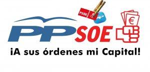 """PP y PSOE negocian en secreto una """"Gran Coalición de la tijera"""" para cumplir de inmediato con los recortes impuestos por Bruselas"""