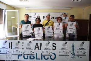 """La Plataforma por la Dignidad anima a """"rodear el Gobierno de Aragón"""" en defensa de los derechos ciudadanos"""