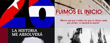 Siempre es 26…Revolución Cubana.