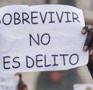 Contra la violencia racista, contra la represión de la pobreza.Lunes 17 julio,9:30am.Ciudad de la Justicia.
