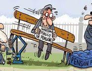 CCOO y UGT implicados en el negocio de los planes de pensiones