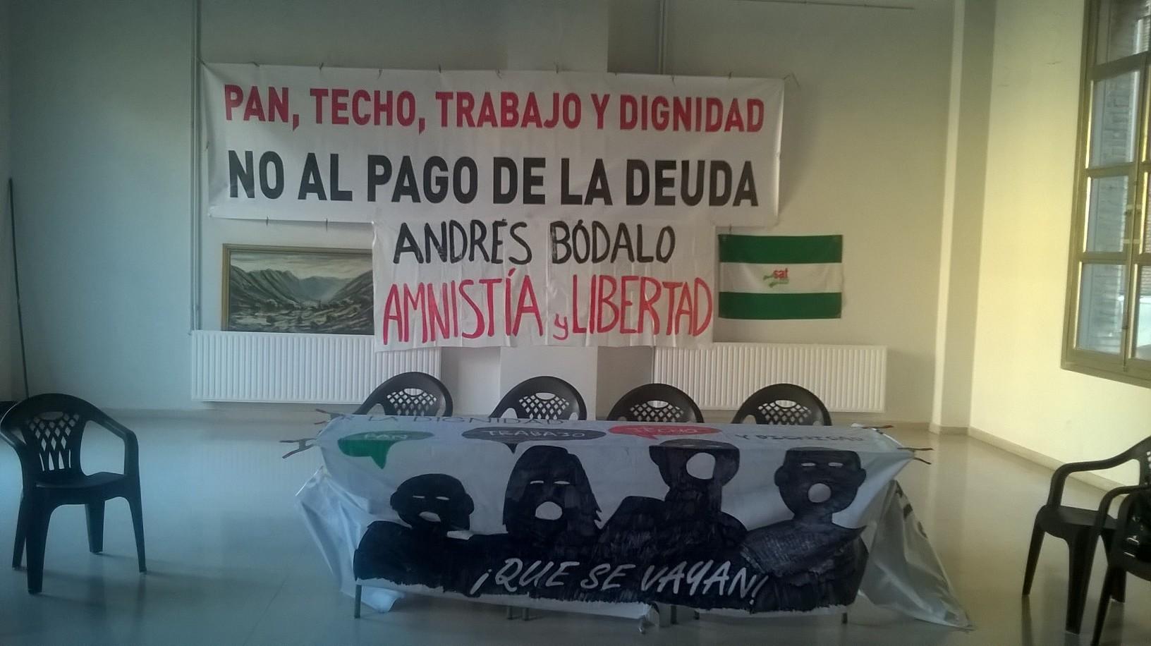 Declaración final del Encuentro Estatal de las Marchas por la Dignidad celebrado hoy en Zaragoza