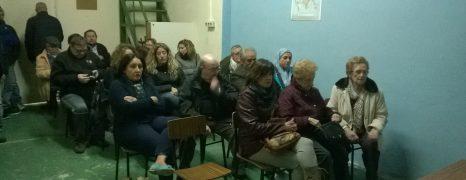 Asamblea Informativa e inauguración de la Casa del Barrio Picarral.