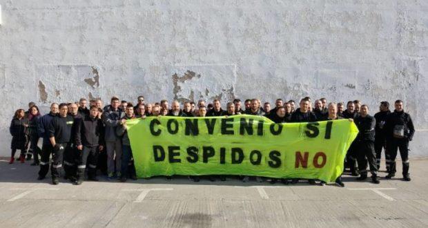 Cientos de trabajadores de Selecta en huelga  indefinida  19/02/2018
