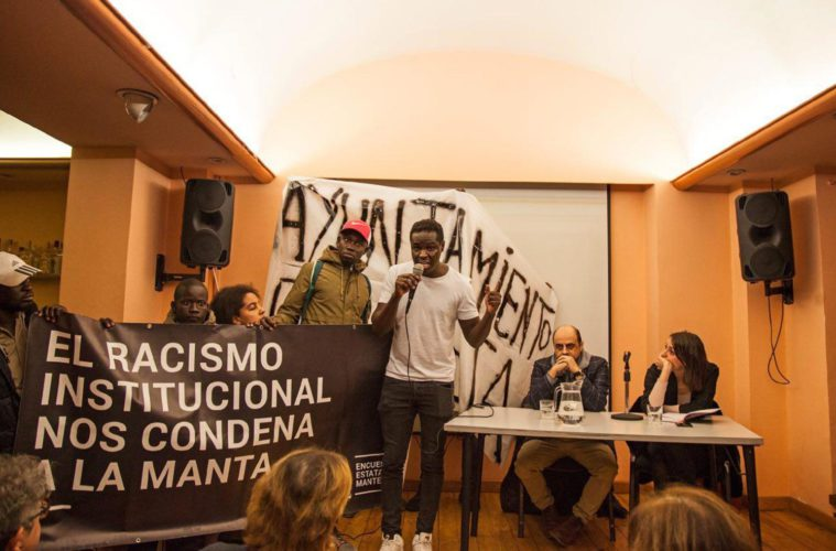 Otra miserable campaña racista del Ayuntamiento de Madrid