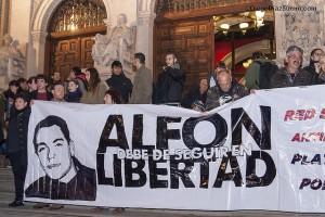 ¡¡ Alfon debe de seguir en Libertad !!