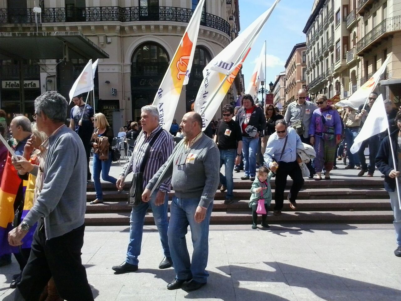 Intersindical de Aragón en Radio TOPO. 101.8 FM