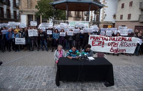 (#MarcaEspaña aka #MarcaTurquía). La Justicia procesa a los nueve detenidos de Altsasu acusándolos de terrorismo