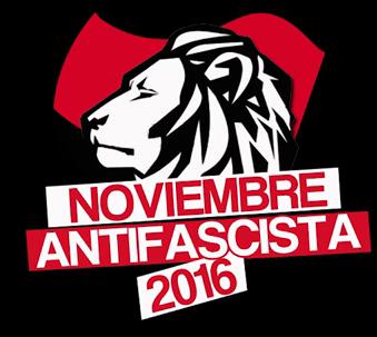 """Crónica de las jornadas """"Noviembre Antifascista"""" en Zaragoza"""