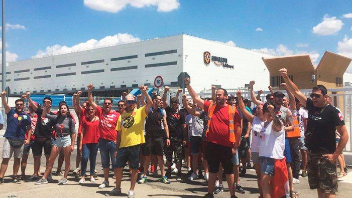Desde el Estado español hasta Alemania, las huelgas  obreras sacuden el 'Prime day' de Amazon
