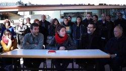 La CGT de Catalunya davant la greu i delirant imputació a 27 persones de la UAB, entre elles el nostre secretari general