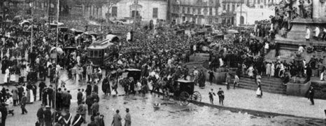 A 97 años de la histórica huelga de la Canadiense ¡Aún queda mucho por hacer!