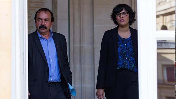 La CGT negocia con el gobierno en Francia: ¿derrotar o enmendar la reforma laboral?