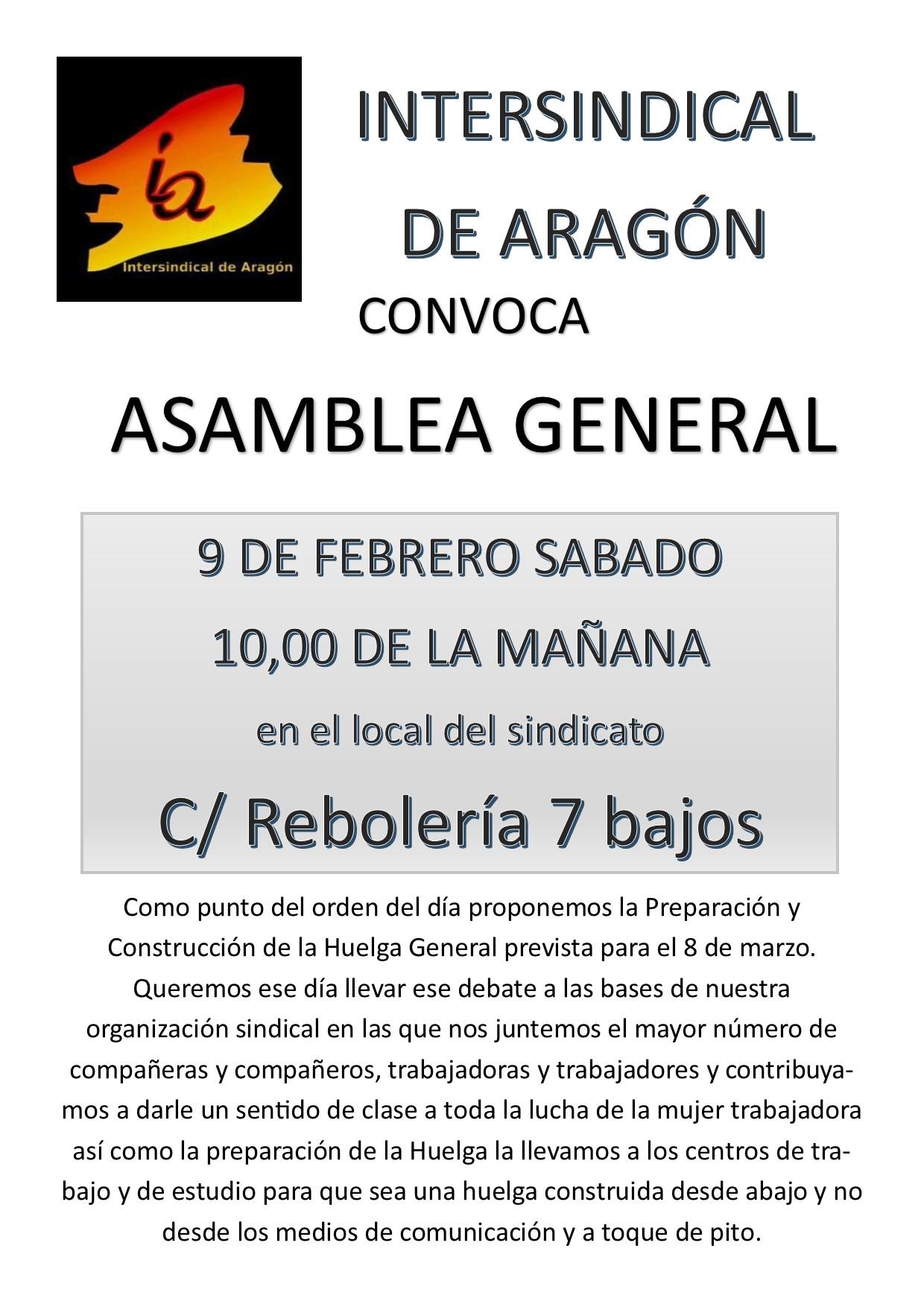 Asamblea 9 de Febrero
