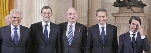 """La OSCE denuncia que el """"sistema"""" que sustenta al régimen español está podrido"""