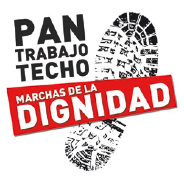 Marchas de la Dignidad. Solidaridad con l@s jornaleras/os