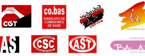 SOLIDARIDAD CON LAS/OS TRABAJADORAS/ES DE VW EN PORTUGAL. (Bloque combativo y de clase)
