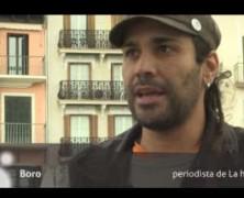 """Boro (La Haine): """"Quieren silenciar las voces disidentes"""". #6añosXinformar"""