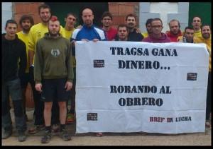 Las BRIF vuelven a encerrarse en sus bases de cara a la huelga del 9 de octubre