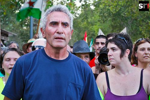 Diego Cañamero puesto en libertad tras negarse a declarar
