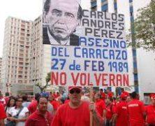 VENEZUELA. Así gobernaba la actual oposición a la revolución bolivariana