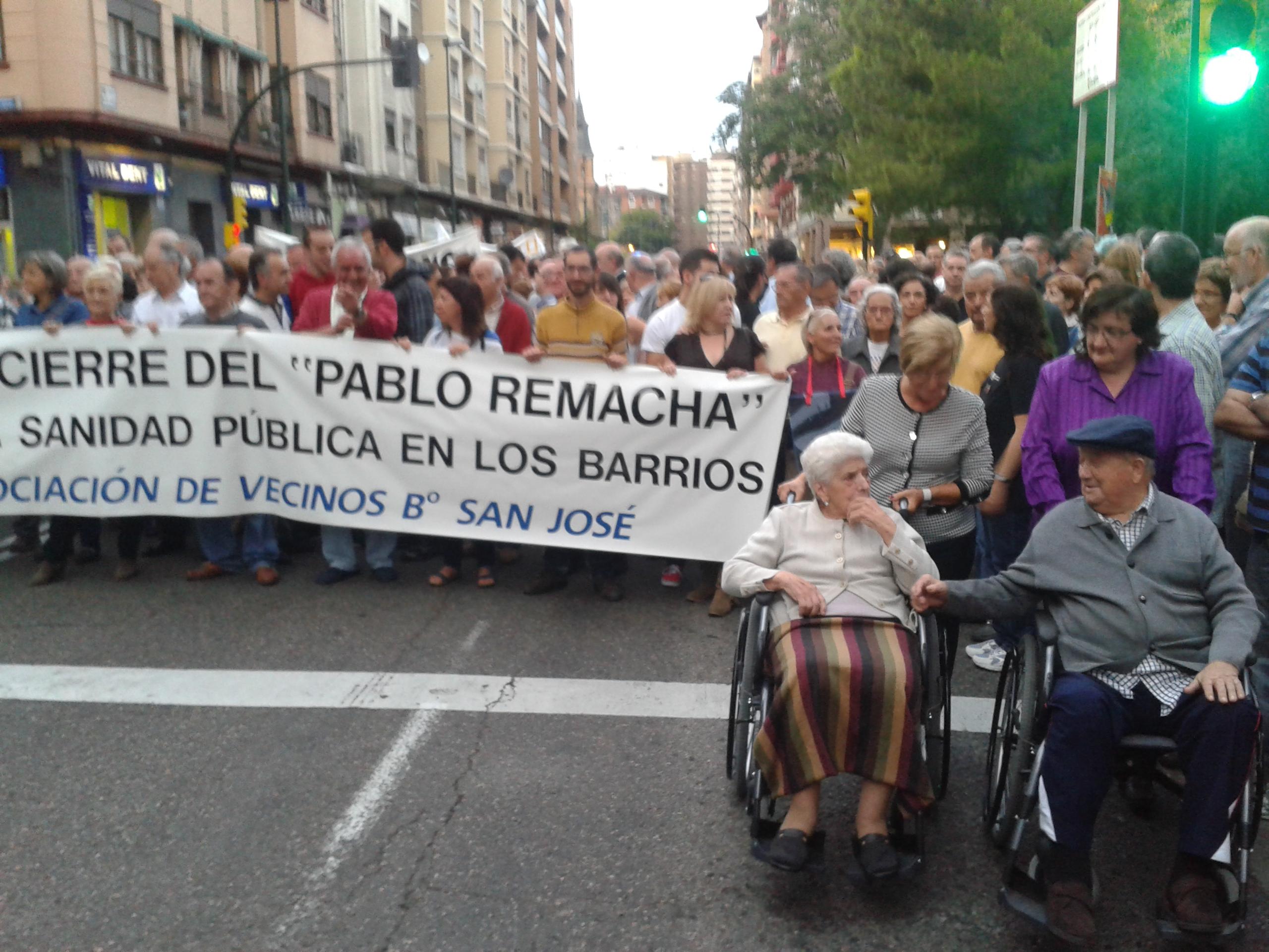 Manifestación el 27 de febrero