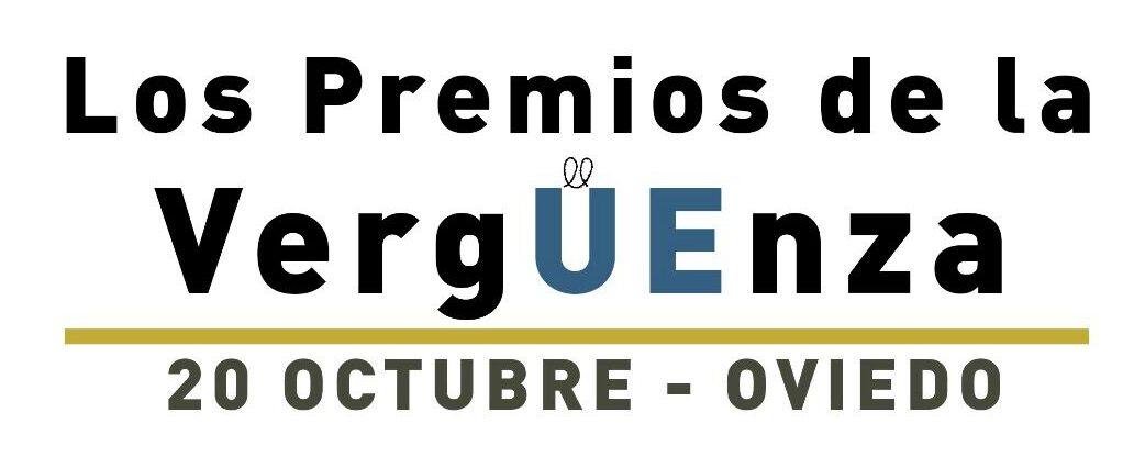 """""""Los premios de la vergUEnza"""" 20 de Octubre, en Asturias se da el premio Princesa de Asturias de la Concordia a la Comunidad EconómicaEuropea"""