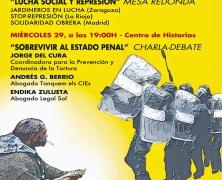 Y lo que nos queda por pelear. 2 años de trabajo contra la represión de la protesta en Zaragoza