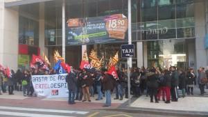 Convocada para este lunes jornada de huelga en el sector de las telecomunicaciones