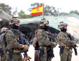 Gigantesco presupuesto militar español para 2018: 20 mil millones de euros