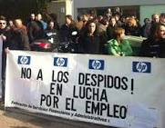 LOS TRABAJADORES DE HP COMIENZAN HUELGA INDEFINIDA CON LA TRAICION DE CC.OO Y UGT