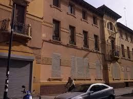 El antiguo hospital geriátrico San Jorge de Zaragoza, a la venta